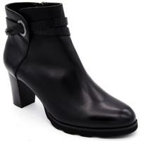 Chaussures Femme Boots Regarde Le Ciel patricia-26 Noir