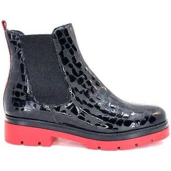 Chaussures Femme Bottines Dansi 2983 Noir