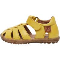 Chaussures Sandales et Nu-pieds Naturino SEE-sandale semi-fermée jaune