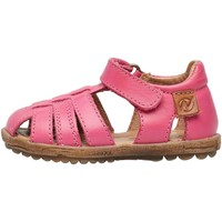 Chaussures Sandales et Nu-pieds Naturino SEE-sandale semi-fermée fuchsia