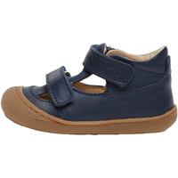 Chaussures Sandales et Nu-pieds Naturino PUFFY-sandale semi-fermée marine