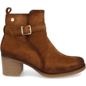 Chaussures Femme Bottines Clowse VR1-353 Cuero