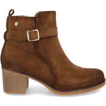 Chaussures Femme Boots Clowse VR1-353 Kaki