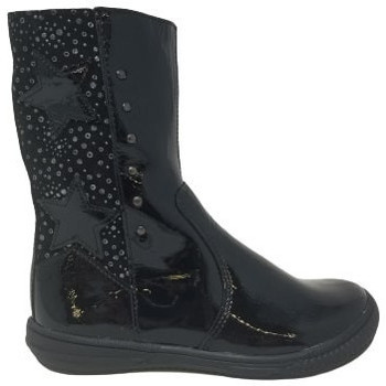 Chaussures Fille Bottines Bopy CHAUSSURES  STOLA Noir