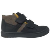 Chaussures Garçon Baskets montantes Bopy CHAUSSURES  VOLTAIRE Noir