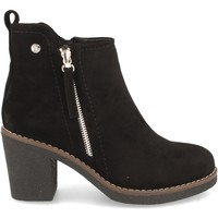 Chaussures Femme Boots Clowse VR1-303 Negro