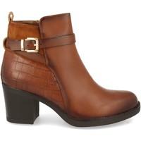 Chaussures Femme Bottines Clowse VR1-327 Cuero