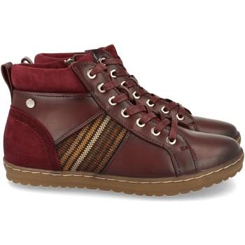 Chaussures Femme Baskets montantes Clowse VR1-372 Burdeos