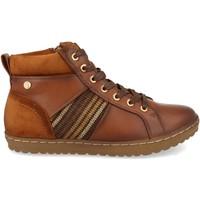 Chaussures Femme Baskets montantes Clowse VR1-372 Cuero