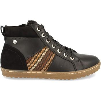 Chaussures Femme Baskets montantes Clowse VR1-372 Negro