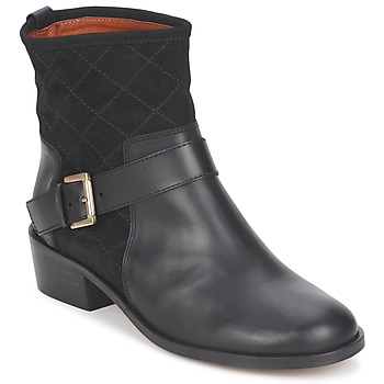 Chaussures Femme Boots Emma Go LAWRENCE Noir