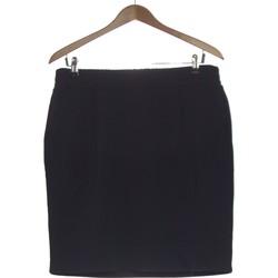 Vêtements Femme Jupes Ichi Jupe Mi Longue  40 - T3 - L Bleu