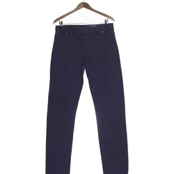 Vêtements Homme Jeans droit Carnet De Vol Jean Droit Homme  40 - T3 - L Violet