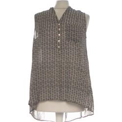 Vêtements Femme Tops / Blouses H&M Blouse  36 - T1 - S Noir