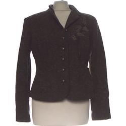 Vêtements Femme Vestes / Blazers Caroll Blazer  42 - T4 - L/xl Marron