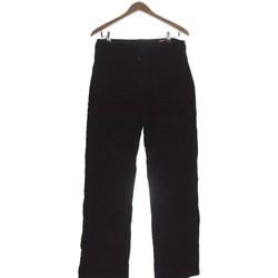 Vêtements Femme Chinos / Carrots Kanabeach Pantalon Droit Femme  36 - T1 - S Noir