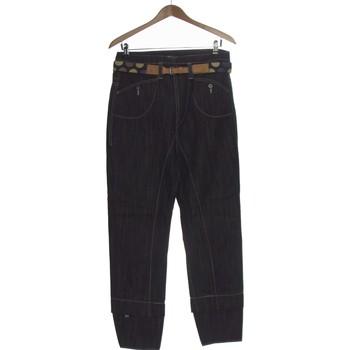 Vêtements Femme Jeans droit Kanabeach Jean Droit Femme  38 - T2 - M Bleu