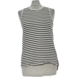 Vêtements Femme Débardeurs / T-shirts sans manche Zara Débardeur  36 - T1 - S Blanc