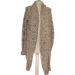 Vêtements Femme Gilets / Cardigans Bcbg Max Azria Gilet Femme  36 - T1 - S Gris
