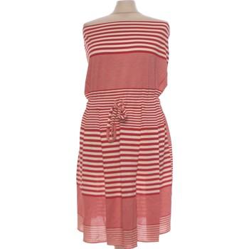 Vêtements Femme Robes courtes Lacoste Robe Courte  36 - T1 - S Rouge