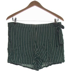 Vêtements Femme Shorts / Bermudas Etam Short  40 - T3 - L Vert