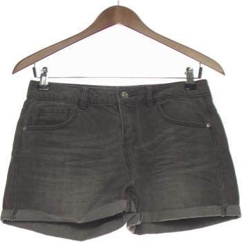 Vêtements Femme Shorts / Bermudas Pimkie Short  34 - T0 - Xs Gris