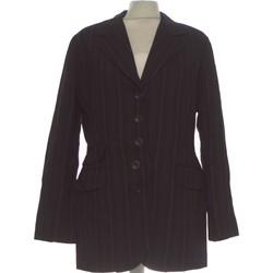 Vêtements Femme Vestes / Blazers Georges Rech Blazer  42 - T4 - L/xl Marron