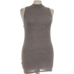 Vêtements Femme Débardeurs / T-shirts sans manche H&M Débardeur  36 - T1 - S Gris