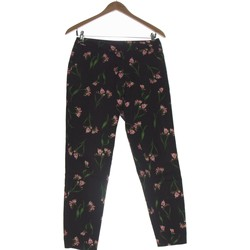 Vêtements Femme Chinos / Carrots H&M Pantalon Slim Femme  34 - T0 - Xs Noir