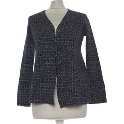 Vêtements Femme Gilets / Cardigans Cos Gilet Femme  36 - T1 - S Bleu