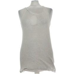 Vêtements Femme Débardeurs / T-shirts sans manche Mexx Débardeur  38 - T2 - M Gris