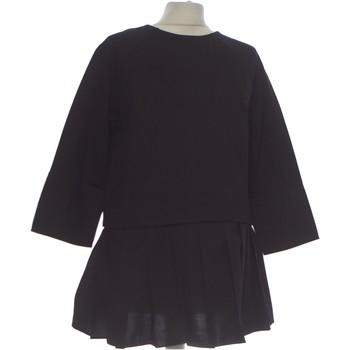 Vêtements Femme Tops / Blouses Cos Top Manches Longues  34 - T0 - Xs Noir