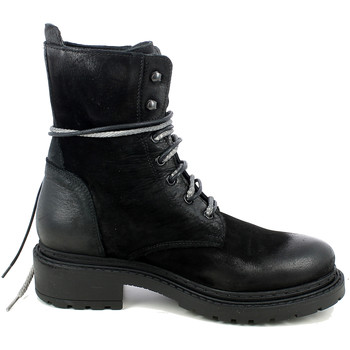 Chaussures Femme Low boots Metisse MA10.01_36 Noir