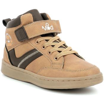 Chaussures Garçon Baskets montantes Mod'8 Modro CAMEL