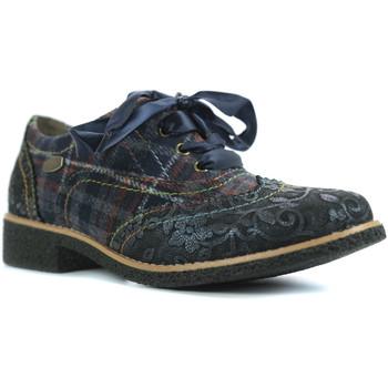 Chaussures Femme Richelieu Laura Vita Cocralieo 03 bleu