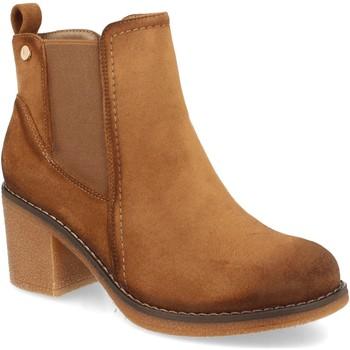Chaussures Femme Bottines Clowse VR1-302 Cuero