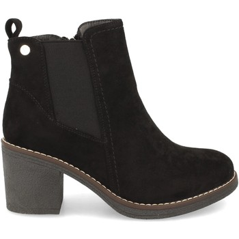 Chaussures Femme Bottines Clowse VR1-302 Negro
