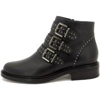 Chaussures Femme Bottines Piesanto 215347 Negro