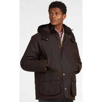 Vêtements Homme Blousons Barbour MWX1844 marrone