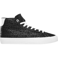 Chaussures Chaussures de Skate Emerica OMEN HI BLACK WHITE
