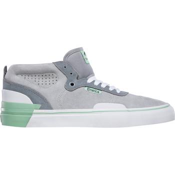 Chaussures Chaussures de Skate Emerica PILLAR GREY WHITE GREEN