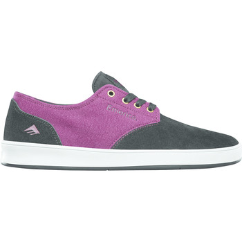 Chaussures Chaussures de Skate Emerica THE ROMERO LACED BLACKBERRY