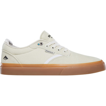 Chaussures Chaussures de Skate Emerica DICKSON WHITE GUM