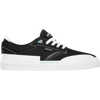 Chaussures Chaussures de Skate Emerica DICKSON BLACK WHITE