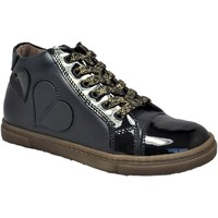 Chaussures Fille Baskets montantes Stones and Bones Lova Marine