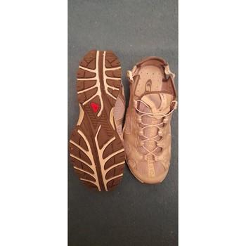 Chaussures Femme Randonnée Salomon Basket Salomon Beige