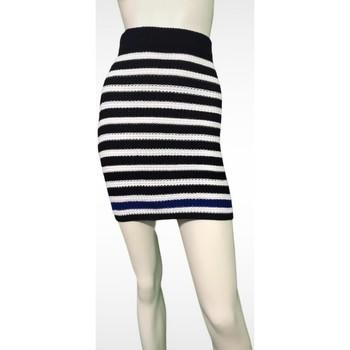 Vêtements Femme Jupes Asos ASOS - Jupe Bicolore en Maille T. 34 Multicolore