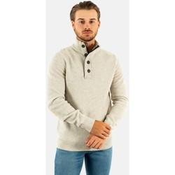 Vêtements Homme Pulls Barbour mkn0585 be14 pearl gris