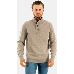 Vêtements Homme Pulls Barbour mkn0585 st51 stone beige