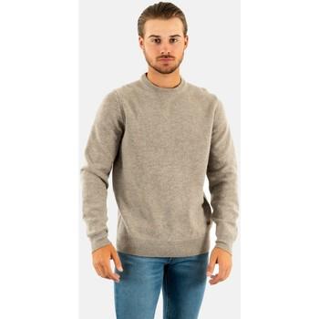 Vêtements Homme Pulls Barbour mkn0584 st51 stone beige